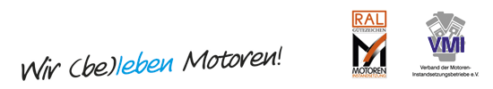 Slogan Motoren-Center Riemschoss